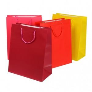 Бумажные пакеты виды