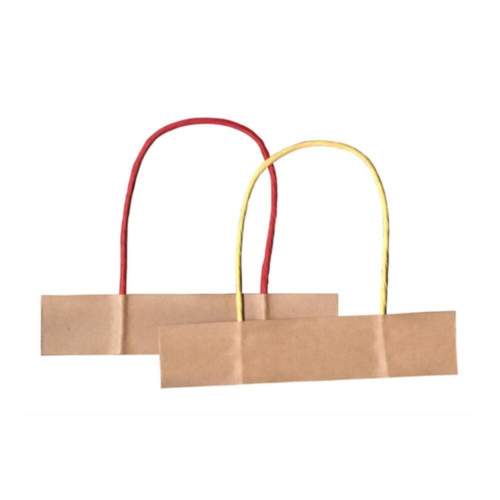 бумажные ручки для пакетов