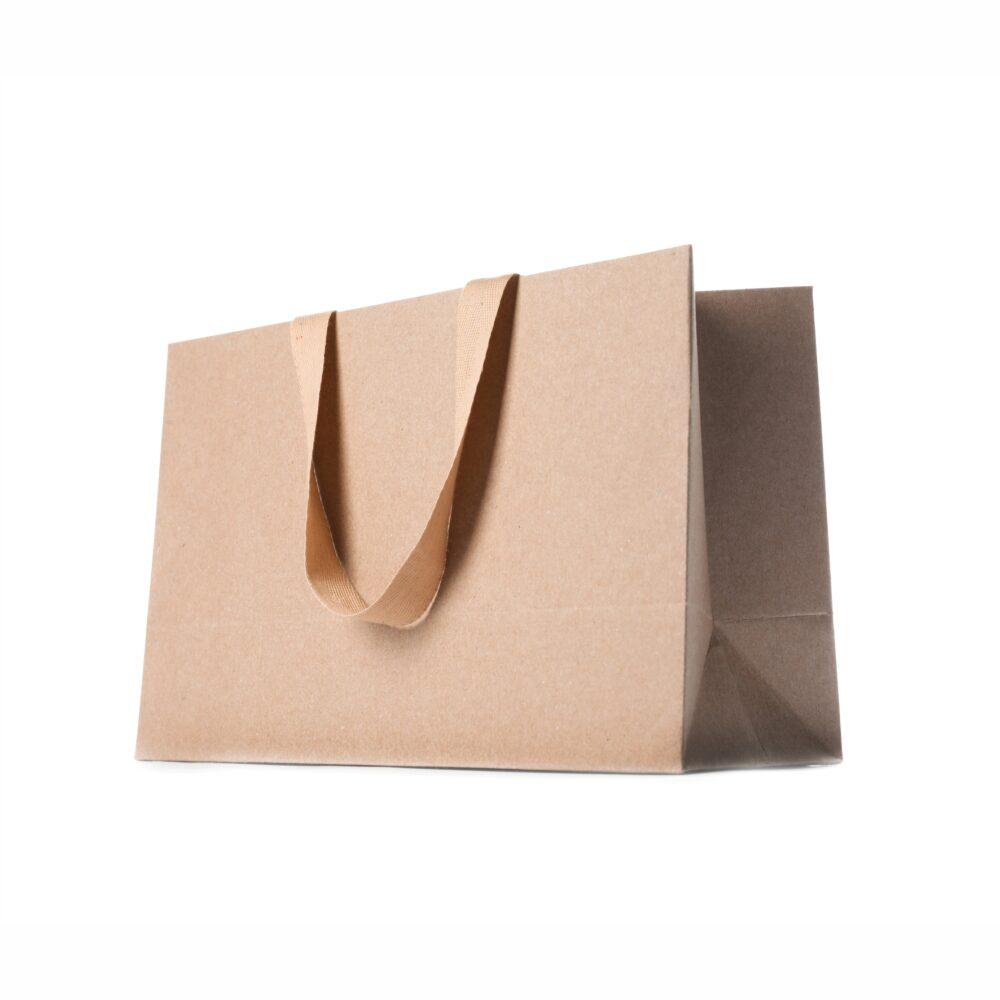 Эко бумажные пакеты